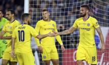 Chelsea có màn chạy đà hoàn hảo trước thềm CK Europa League khi đánh bại New England Revolution
