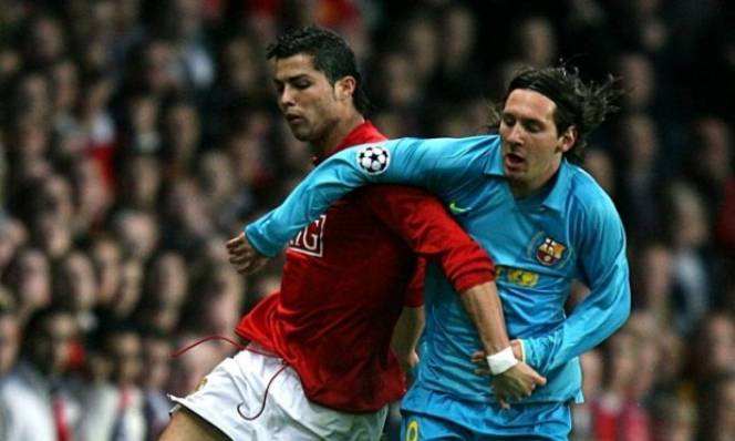 Tại sao Arsenal không mua Ronaldo, Messi?