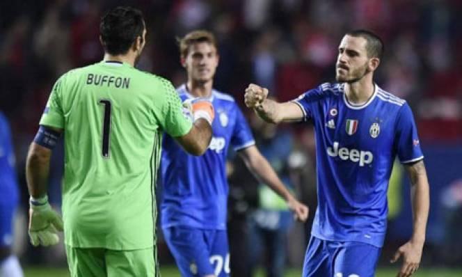 Juve chiến thắng nhưng vẫn còn nhiều lo âu