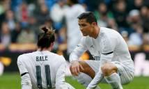 Một nửa đội hình Real Madrid đã bị chấn thương