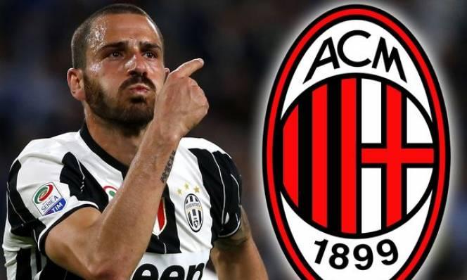 CỰC NÓNG: AC Milan hoàn tất bom tấn Bonucci