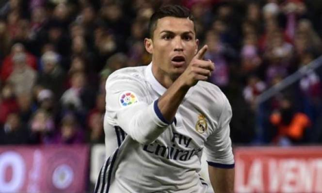 Con quái vật Ronaldo vẫn chưa... 'hiện hình'