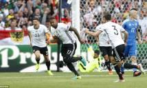 Đức - Slovakia: Thế trận một chiều