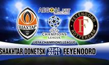 Nhận định Shakhtar Donetsk vs Feyenoord , 02h45 ngày 02/11: Chiếm lấy thời cơ
