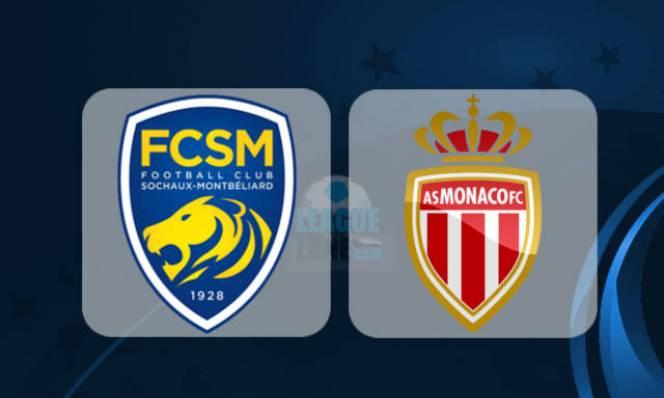 Sochaux vs Monaco, 3h00 ngày 11/01: Chiến thắng nhọc nhằn