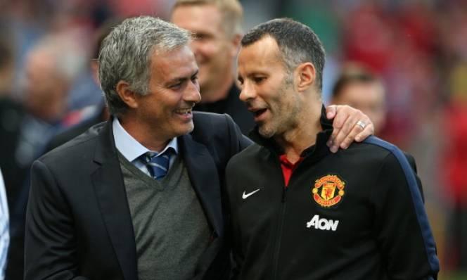 Mourinho lên tiếng về việc Giggs ra đi