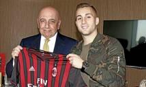 CHÍNH THỨC: Deulofeu trở thành người của AC Milan