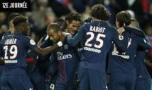 Đè bẹp Rennes trên sân nhà, PSG phả hơi nóng vào gáy Nice