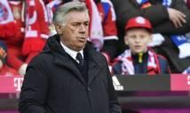 Điểm tin sáng 26/02: Ancelotti cán mốc 'khủng', De Gea đột ngột đòi ra đi