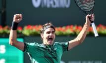 Federer vô địch Indian Wells ở tuổi 35