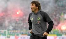 HLV Conte chào đón trò cũ trước trận gặp West Brom