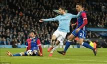 5 điểm nhấn sau trận thua sốc của Man City trước Basel