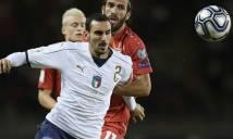 Italia 1-1 Macedonia: Chia điểm nhạt nhòa