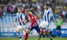 Nhận định Sociedad vs Atletico Madrid, 0h30 ngày 20/4 (Vòng 33 giải VĐQG Tây Ban Nha)