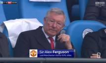 Alex Ferguson, người đàn ông buồn ngồi trên khán đài