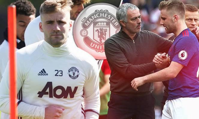 Mourinho: Cơ hội cuối cùng dành cho Luke Shaw
