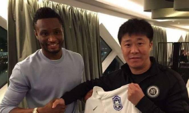 Obi Mikel chính thức chia tay Chelsea để sang Trung Quốc