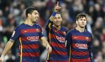 Điểm tin tối 08/12: Sao tấn công ở lại Barca thêm 6 năm