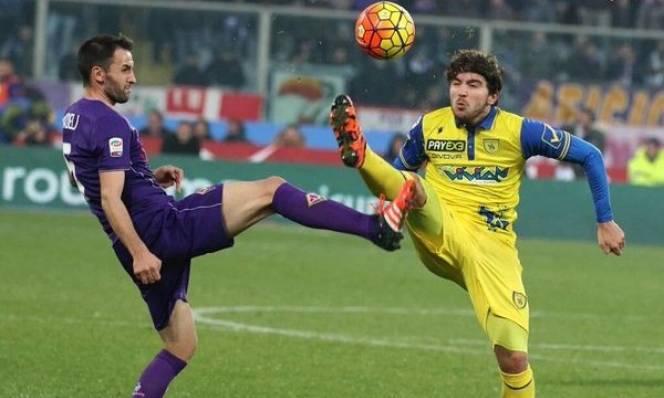 Fiorentina vs Chievo, 23h30 ngày 11/01: Vé cho chủ nhà