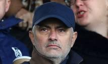 Mourinho liên hệ với Juventus nhưng bị từ chối thẳng thừng
