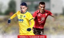 Nhận định FLC Thanh Hóa vs TP.HCM, 17h00 ngày 18/3 (Vòng 2 V.League 2018)