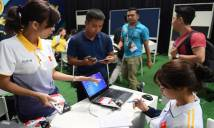 Thư SEA Games: Chuyện cái thẻ