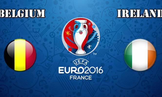 Bỉ vs CH Ireland, 20h00 ngày 18/06: Bản lĩnh của Quỷ đỏ