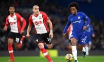 SOI SỐ BÀN THẮNG Southampton vs Chelsea, 18H30 - 14/4 (Premier League 2017-18)