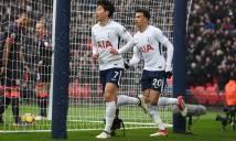 Kết quả Tottenham vs Huddersfield: Oppa Hàn Quốc tỏa sáng giúp Spurs tiệm cận Top 3