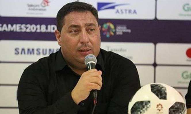 HLV U23 Syria nói lời khó nghe sau thất bại trước U23 Việt Nam