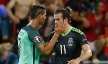 CHÙM ẢNH: Niềm vui Bồ Đào Nha - nỗi buồn Wales