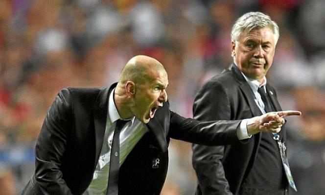 Trước thềm tứ kết Champions League: Thầy trò Zidane bất ngờ bị đối thủ hạ thấp