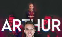 Tân binh của Barcelona: