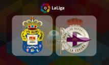Las Palmas vs Deportivo, 02h45 ngày 21/01: Phao cứu sinh