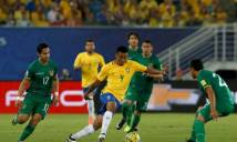 Guardiola phấn khích vì 'tiểu Neymar'