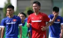 U20 Việt Nam thử việc tiền vệ Việt Kiều