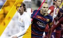 Những cầu thủ đáng xem nhất tại Siêu kinh điển
