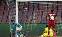 Napoli 1-0 Liverpool: The Kop 3 trận không thắng