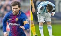 Tin HOT bóng đá sáng 21/3: Messi tiết lộ lí do 'siêu việt' trở lại