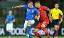 Macedonia vs Italia, 01h45 ngày 10/10: Một trời một vực