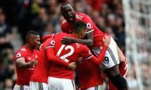 Man Utd là đội giành nhiều điểm nhất trong tháng Một