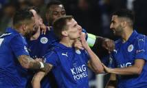 Cả Premier League thu bé lại vừa bằng...Leicester City