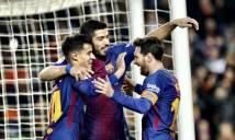 KẾT QUẢ Barcelona - Girona: Tưng bừng