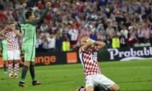 CHÙM ẢNH: Croatia gục ngã sau trận thua đau đớn