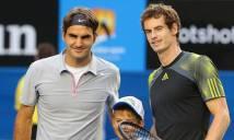 Hạt giống Australia Open 2017: Sir Murray số 1, Federer thấp không tưởng