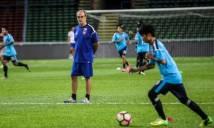 Thuyền trưởng U22 Myanmar đự doán gặp Công Phượng ở bán kết