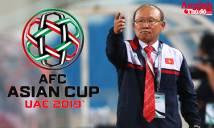 HLV Park Hang-seo tuyên bố đanh thép về mục tiêu của Việt Nam ở Asian Cup 2019