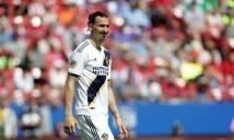Tái hiện thói côn đồ, Ibrahimovic bị đuổi khỏi sân