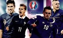 [infographic] Pháp vs Iceland: Đức gọi, Pháp có trả lời?