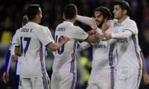 Real Madrid: Sức sống từ những kẻ đóng thế